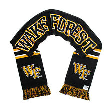 Wake Forest Scarf - WFU Demon Deacons Classic Knitted