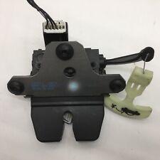 2012- 2018 Ford Focus SEDAN Trunk Latch Lock Actuator OEM BM5Z-5443150-B