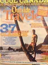 Outside Magazine Cool Canada 20 Adventures Summer 2004 110717nonrh