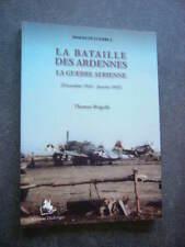 GUERRE 1939 45  LA BATAILLE DES ARDENNES LA GUERRE AERIENNE DEC 44 - JAN 45 NEUF
