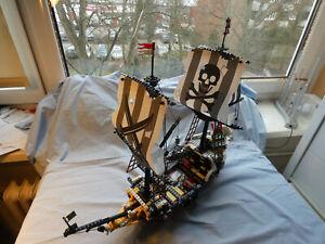 Lego Classic Piraten und Soldaten: No. 6289 Red Beard Runner von 1996 mit OBA