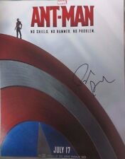 Paul Rudd Ant-Man Signed Photo Proof