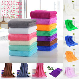 Microfiber Washing Cleaning Drying Cloth Car Cleaning Towel Quick-Drying Towel