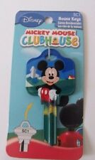 Disney Mickey Mouse Schlage SC1 House Key Uncut Blank