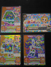 "Trading card of Japanese Idol Animation ""AIKATSU"" Premium Bubbles mermaid coord"