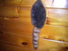 Vintage Racoon Skin Hat