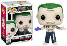 Suicide Squad - Joker Shirtless Funko Pop! Movies Toy