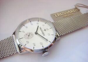 New TRUSSARDI T World  Men's Watch Stainless Steel R2473630003