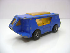 Diecast Corgi Juniors Wigwam-Van Camper in Blue Good Condition