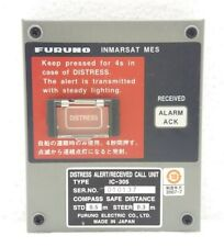 FURUNO INMARSAT MES IC-305 DISTRESS ALERT / RECEIVED CALL UNIT