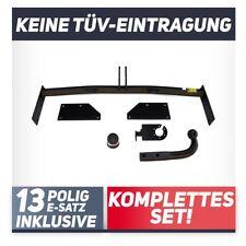 Anhängerkupplung starr Renault Grand Modus ab 2008 7-pol E-Satz