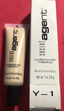 Beauticontrol Y-1 Secret Agent Undercover Makeup Foundation1 oz./28 g New in Box
