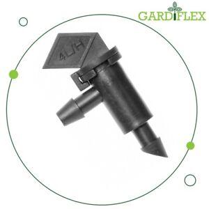Gardiflex 4LPH a Goccia Bandiera Emitter-Dripper Giardino Irrigatore Regolabile