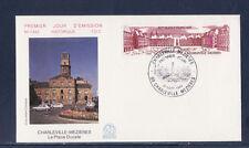 enveloppe 1er jour  08  Charleville Mézières      1983