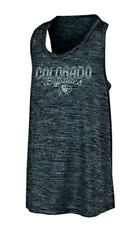 Champion NCAA Colorado Buffaloes Girls Tank Top with Scoop Neck & Racer Back M