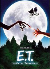 E.T. MOVIE 15 FILM CELL LOT  FREE SHIPPING