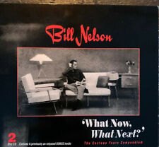 Bill Nelson What Now What Next? 2CD 1998
