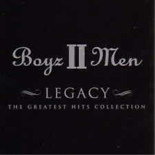 Boyz II Men-Legacy (UK IMPORT) CD NEW