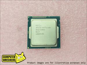 INTEL QUAD CORE i5-4590 3.30GHz SR1QJ 6M CACHE PC DESKTOP COMPUTER CPU LGA1150