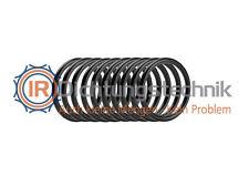 1 St. O-Ring Nullring Rundring 142,0 x 6,0 mm NBR 70 Shore A schwarz