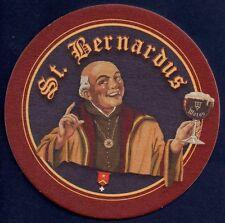 ST BERNARDUS - BEERCOASTER FROM BELGIUM  FE16008