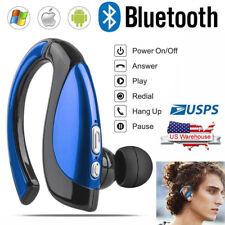 Bluetooth Headphones Wireless Stereo Earphone Handsfree Call for Car Driving