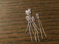5 New Grain-of-Wheat Bulbs 12v 40mA Lamps Vintage Receiver Lights 2.5MM