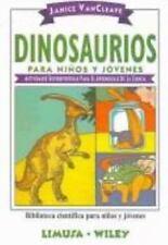 Dinosaurios para ninos y jovenes Dinosaurs for Every Kid: Actividades superdiver