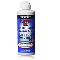 Andis Clipper Oil 4 oz | Prevents Rust and Corrosion on Clippers and Blades
