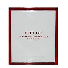 (EUR 196,00/100 ml) Carolina Herrera Chic Woman Eau de Parfum EdP 50 ml Rarität