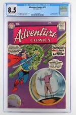 Adventure Comics #271 - CGC 8.5 VF+ DC 1960 -Superboy- ORIGIN of Lex Luthor!!!