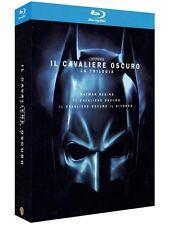 Il cavaliere oscuro - La Trilogia (5 Blu-Ray Disc)-ITALIANO ORIGINALE SIGILLATO-