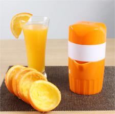 Presse fruits magique jus de fruit gadget pas cher orange agrume citron NOUVEAU