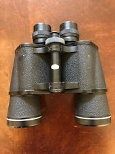 Vintage Asahi Pentax Prism Binoculars Coated Optics 7X50 Field 7.1' Japan