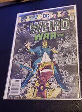 Weird war Tales #46 D.C. 1976 (VF-/VF)