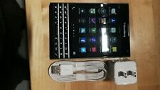 BlackBerry Passport Passport - 32GB - Black (Unlocked) Smartphone
