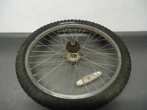 "Schwinn Bicycle Bike 20"" Rear Tire And Rim Wheel Assembly BCC"