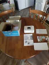 Canon SELPHY CP720 Digital Photo Thermal Printer complete in box