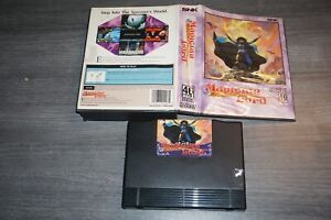 Magician Lord (Neo Geo AES English) with Box GREAT Shape