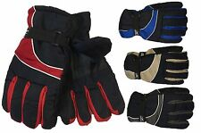 WHOLESALE LOT 12 PCS Outdoor Sports Ski Thermal Insulation waterproof Gloves