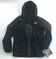 NEW NORTH FACE MENS POWDER GUIDE JACKET GORE-TEX SKI SNOWBOARDING M MEDIUM BLACK