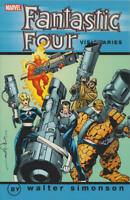 Fantastic Four Visionaries Walter Simonson Volume 2 GN Spider-Man TPB OOP New NM