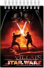 Star Wars A6 Alambre Obligado Tapa Dura Notebook {Anker} (kids/stationery/notepa...