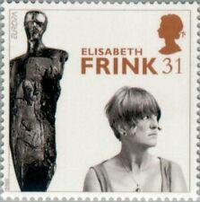 GREAT BRITAIN - 1996 - Famous Women - Dame Elisabeth Frink (Sculptress) - #1695