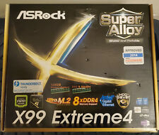 ASRock X99 Extreme4 LGA2011-3 Motherboard with Intel Xeon E5-2620V3 and Heatsink