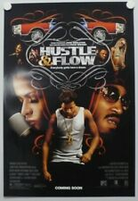 HUSTLE & FLOW 2005 Terrence Howard, Anthony Anderson, D.J. Qualls-Mini Poster