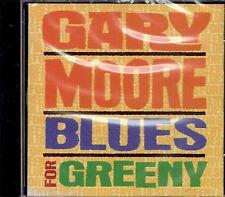 CD - GARY MOORE - Blues For Greeny