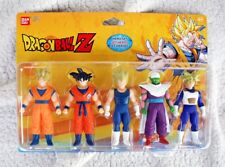 RARE DRAGONBALL Z FIGURES: HERO SET (5 FIGURES). BANDAI, MINT! NEW IN BLISTER!