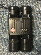 Leica Trinovid 10 x 25 BCA Binoculars - Excellent Condition