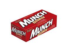 MUNCH Peanut Bar Singles Size 1.42-Ounce Bar 36-Count Box